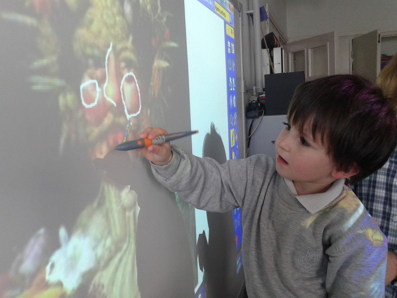 Inspirations: The Arts in Kindergarten provide a vehicle through which children can express their growing sense of self and their interpretation of the world