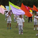 Preparados para el Sports Day 2017